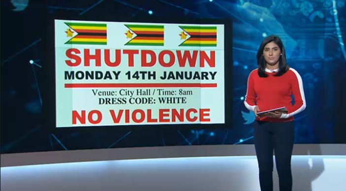 Zimbabwe fuel hike sparks national shutdown