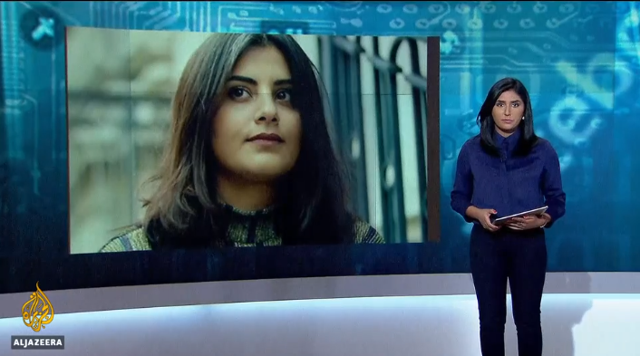 Sister of jailed Saudi activist pleads for Pompeo's help