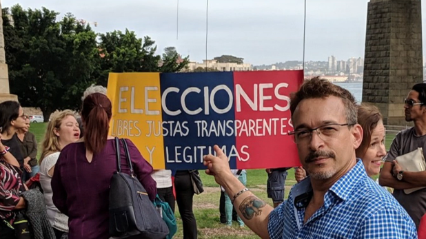 Venezuela shuts down Internet amid protests