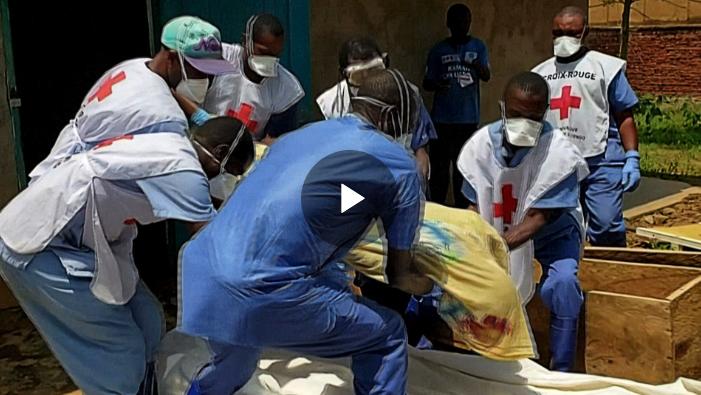 DR Congo violence: Suspected rebel attack in northeast