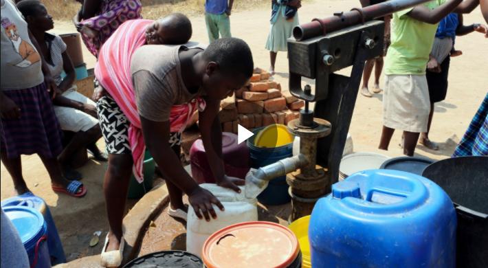 Zimbabwe water shortages add plight to multiple crises